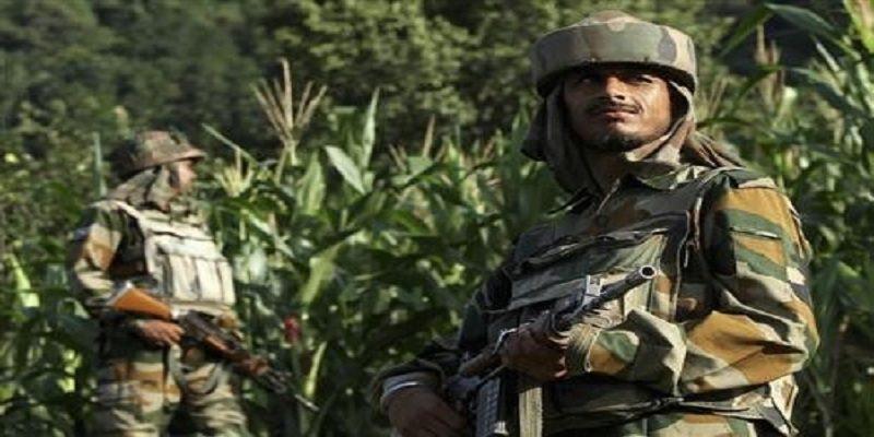 J & K army Jawan Dead in ceasefire